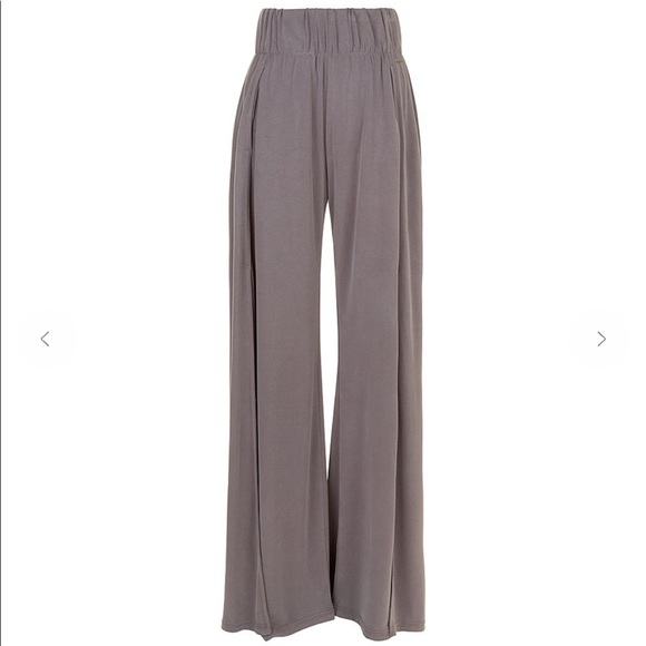Sweaty Betty Pants - Sweaty Betty peaceful split Lounge pants